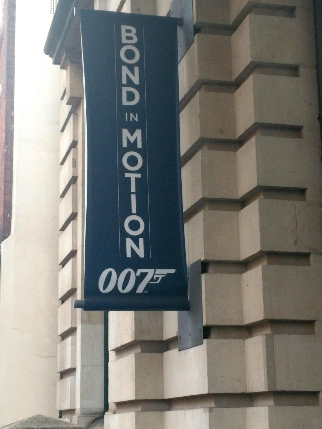 All things Bond