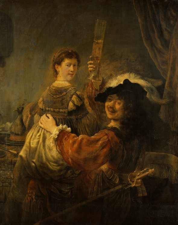 Rembrandt_-_Rembrandt_and_Saskia_in_the_Scene_of_the_Prodigal_Son_-_Google_Art_Project